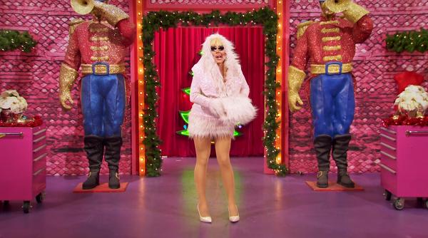 Trixie Entrance
