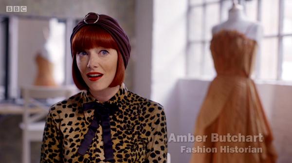 amber butchart headwear