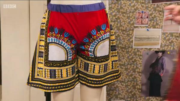 jen dashiki shorts