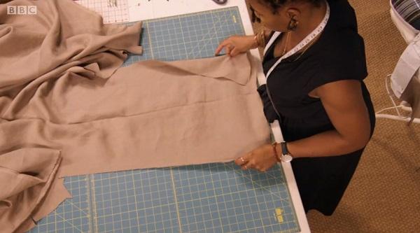 juliet fabric choice