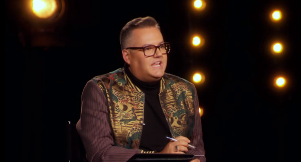 Ross Mathews Outfit