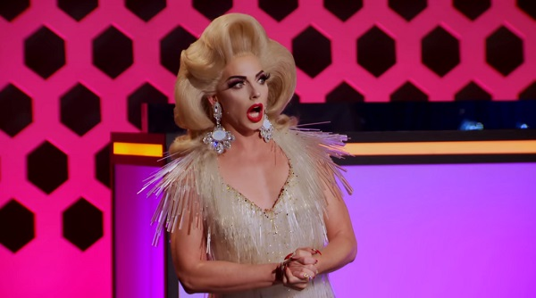 Alyssa Edwards runway coach