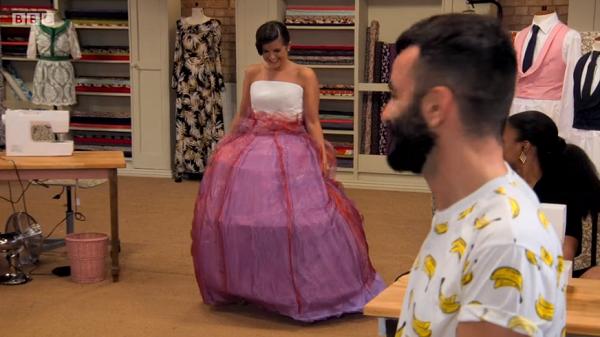 riccardo jellyfish gown