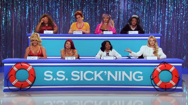 snatch game group
