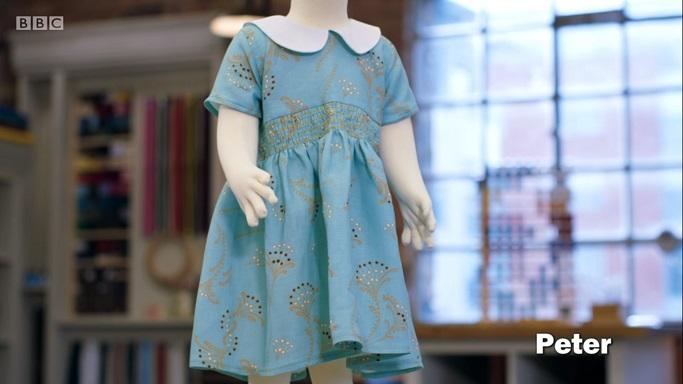 babys first maternity dress
