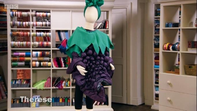 grape costume