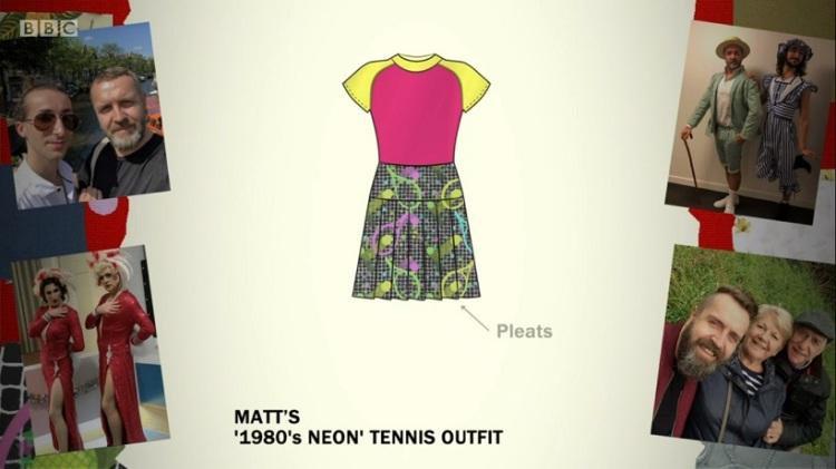 tennis print