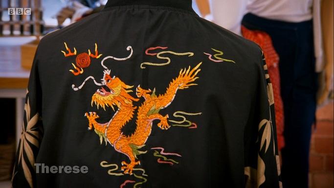 yakuza jacket back