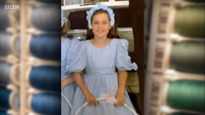 80s bridesmaid dress
