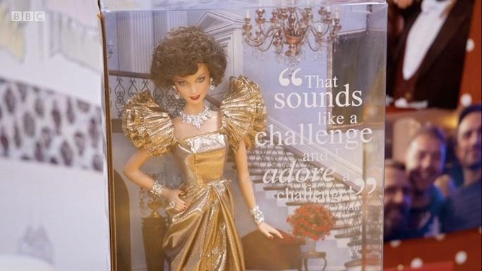 alexis carrington doll