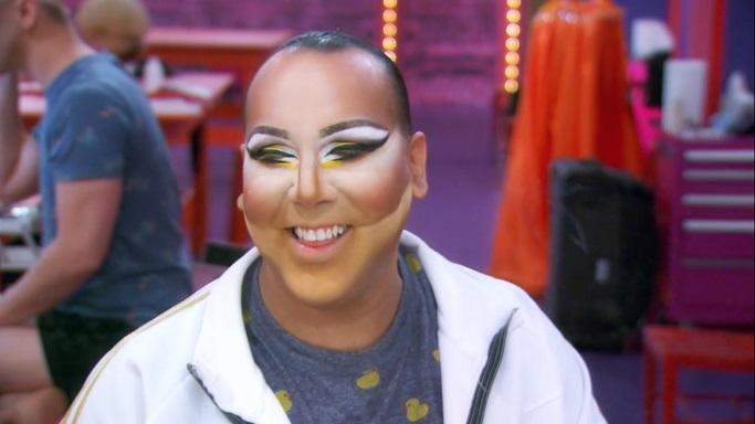 Alexis makeup