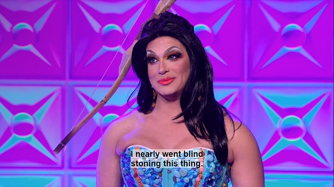 alexis michelle I nearly went blind