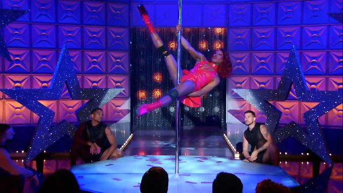 shea pole dancing