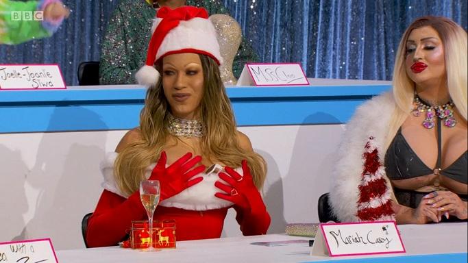 Kiara as Mariah